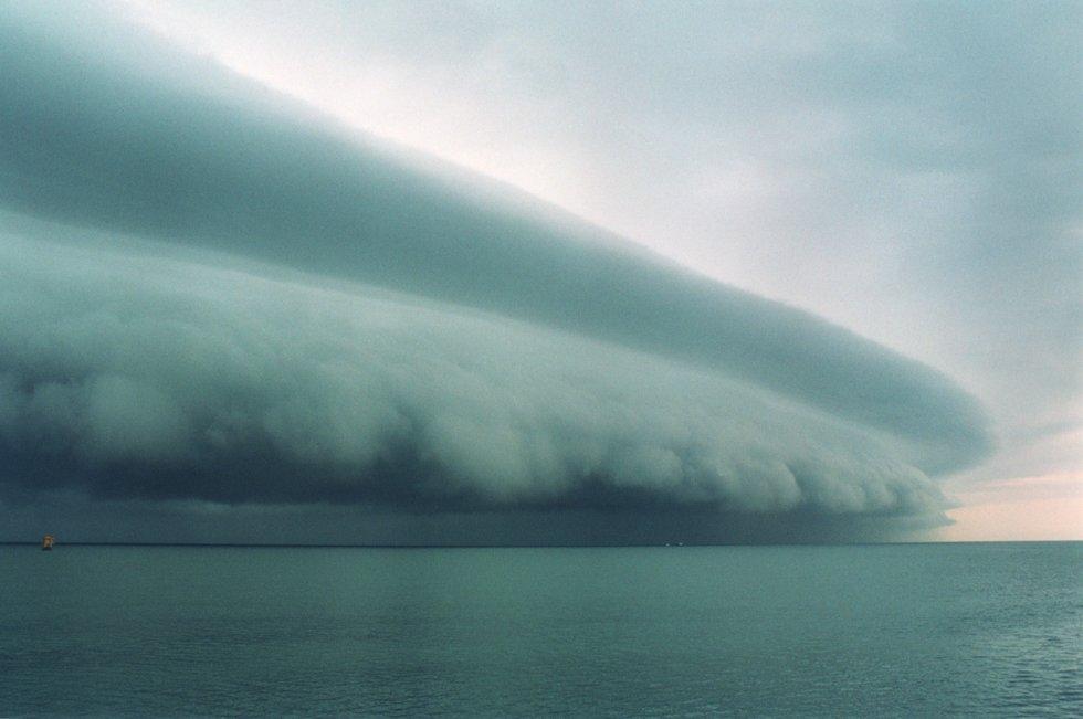 Как образуется смерч или торнадо?